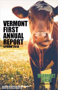 Sodexo's Vermont First Annual Report