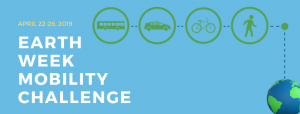 Earth Week Mobility Challenge, Prizes & More!