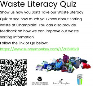 Waste Literacy Quiz